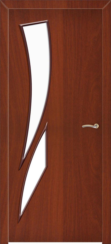 Двери межкомнатные фото орех
